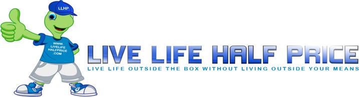 Live Life Half Price