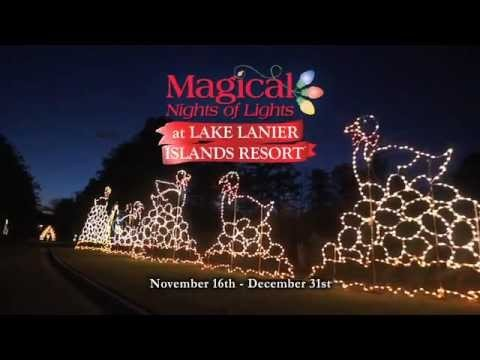Discounts Magical Nights of Lights & Winter Adventure at Lake ...