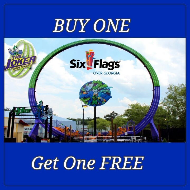 Six Flags Hurricane Harbor is located directly next to Six Flags Magic Mountain near the theme park's main entrance. Each park is a separate admission price, or you can get a combination ticket. Each park is a separate admission price, or you can get a combination ticket.