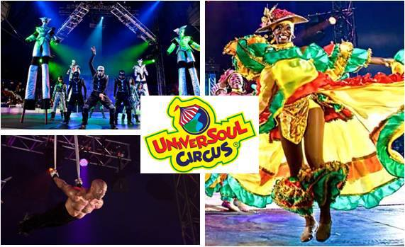 Universal soul circus discount coupons